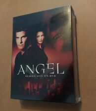 Angel: Season 1 (DVD, 2003, 6-Disc Set) one Joss Whedon David Boreanaz 1999 NEW