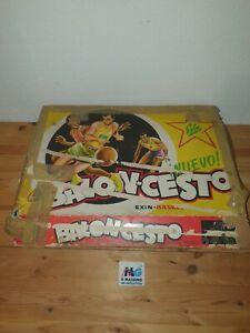 Gioco da tavolo vintage  basket BALON-CESTO della EXIN - Anni '70