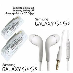 Earphones Handsfree Headphones for Samsung Galaxy S7 S6 S5 S4 J1 J3 J5 J7 A3 A7