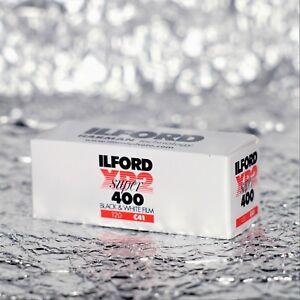*NEW* Ilford XP2 Super 400 120 film