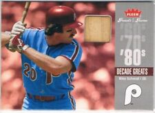 Mike Schmidt Not Autographed Baseball Cards