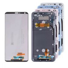 LCD Display Touch Screen Digitizer + Frame Replacement Blue For LG G6