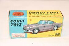 Corgi Toys 228 Volvo P.1800 excellent plus complete original very nice box