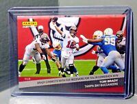 Tom Brady 2020 Panini NFL Instant #57 Football Card 1 of 223
