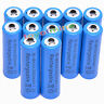 12 AA 3000mAh Ni-MH rechargeable battery cell /RC Blue