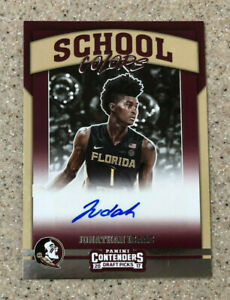 2017-18 Contenders Draft Pick Jonathan Isaac RC Rookie Auto Autograph Card