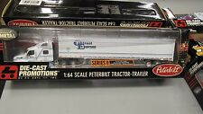 DCP #30104 CONTRACT EXPRESS LIMITED 387 semi truck dry van trailer set 1:64/