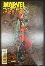 Marvel Zombies Comics #1 2015 1:25 Greg Land Ratio Variant Elsa Bloodstone NM