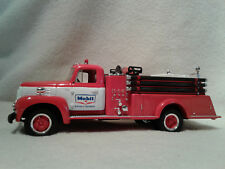 First Gear No.19-1304 Mobil Lubricant 1957 IHC Fire Truck1/34 Scale