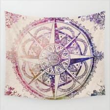 Diamond Flower Hippie Boho Tapestry Beach Picnic Throw Towel Mat Blanket M