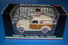 BRUMM R521 - FIAT 1100 Furgone 1950 Caffè Musetti  scala 1/43