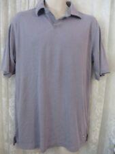 NAT NAST POLO AMERICAN FIT Medium Purple Golf Shirt