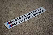 BMW M Performance Racing Car Sportscar F1 Race Decal Stickers Logo M3 M4 100mm