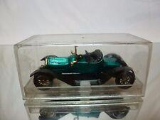 MANDARIN HONG KONG ANTIQUE CARS - CADILLAC 1913 - GREEN 1:50? - GOOD IN BOX