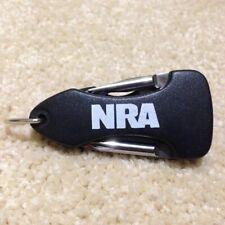Nra Multi-Tool Folding Pocketknife Bottle Opener Screwdriver Knife Light