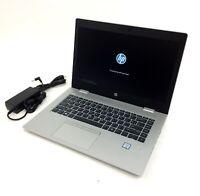 "HP ProBook 640 G5 laptop i5-8365U 1.6GHz 512GB SSD 16GB RAM 14"" NO OS ***"