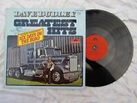 DAVE DUDLEY LP GREATEST HITS polydor 2374 144 German issue.....33rpm