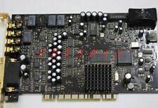 ONE USED Innovative professional sound card SB X-FI Elite pro SB0550