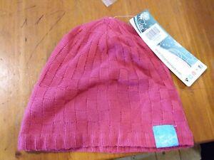 Divas Snow Gear Weave Beanie Pink 12617 462-0527 ONE SIZE NS371