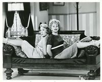LUCILLE BALL VIVIAN VANCE TIED UP THE LUCY SHOW ORIGINAL 1962 CBS TV PHOTO
