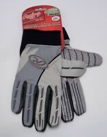 Rawlings Men's Receiver & Running Back Football Gloves 2XL
