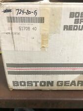 BOSTON GEAR 72420G / 724-20-G RIGHT ANGLE SPEED REDUCER 20:1 RATIO