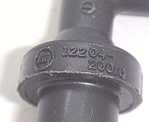 NEW GENUINE/OE 12204-20010 PCV VALVE 1220420010 V313 PCV266 PCV406 6P1158 762619