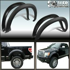 OE STYLE FENDER FLARES FACTORY fits 04 - 08 FORD F150 PICK UP - 4 PCS NO-DRILL