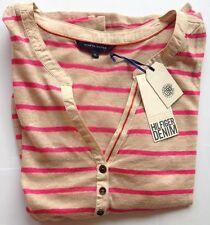 Tommy Hilfiger Damen-T-Shirts mit V-Ausschnitt