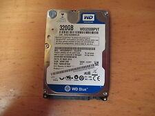 Packard Bell TE69KB MS2384 320GB SATA 2.5 Laptop Hard Disk Drive HDD WD3200BPVT