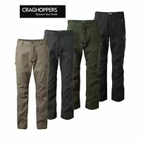 Craghopppers Mens Kiwi Pro Active Full Stretch Casual Walking Trouser 30-42