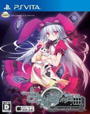 USED PS Vita Furuiromeikyurondo La Roue de fortune