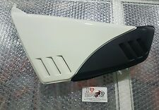 SUZUKI DR250 1985 SP250 1982-1985 NEW GENUINE LEFT SIDE PANEL 47211-38211