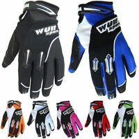 Wulfsport Motocross GLOVES Stratos Off Road Dirt Quad Bike Kart Cycling Gloves