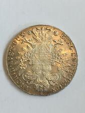 Monnaie Autriche 1 Thaler 1780 Archid Avst Dux Burg - ARGENT
