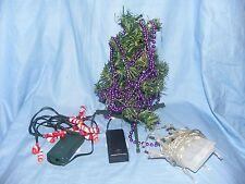 Christmas Tree Battery Operated Lights And Christmas Tree