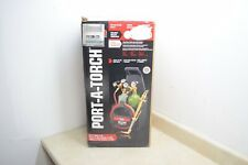 Lincoln Electric Kh990 Port A Torch Kit With Oxygen Amp Acetylene Tanks New