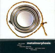 Metalmorphosis: Psychopomps Oomph! Die Krupps Coptic Rain Front Line Assembly