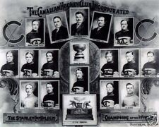 Montreal Canadiens 1915-16 Championship Team Photo