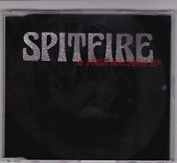 Spitfire - Free Machine EP - CD (CD EVER9 Eve 1992