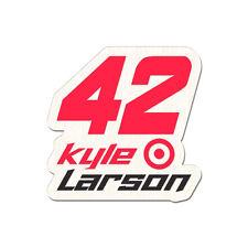 KYLE LARSON #42 NASCAR COLLECTIBLE TARGET RACING TEAM PIN