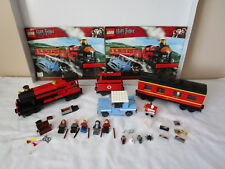 Lego Harry Potter HOGWARTS EXPRESS TRAIN SET 4841 COMPLETE NO BOX