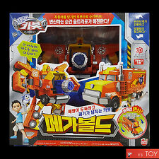Hello Carbot Megabold Mega Bold Transformer Transforming Robot Car Toy Season 5