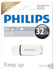 Philips Snow Edition 32GB USB Stick USB 3.0 grau FM32FD75B