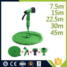 """Gartenschlauch Dehnbarer Flexibler Wasserschlauch 1/2"""" Schlauch Multi-Düse"""