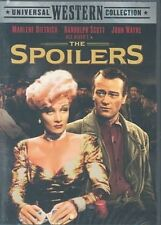 Spoilers With Marlene Dietrich DVD Region 1 025192313622