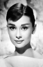 Lámina-Audrey Hepburn Clásico Hollywood Actriz (imagen de arte cartel)