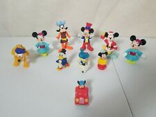 DISNEY Vintage Toys Lot of 10 McDonalds and others