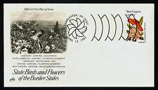 #2000 20c West Virginia, Art Craft Fdc *Any 4=Free Shipping*