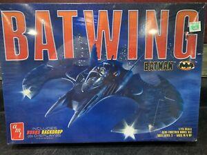 AMT Batman Movie Batwing 1/25 Model Kit #AMT948/12